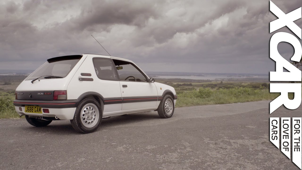 Vloermat 205 Gti.Peugeot 205 Gti French Perfection Xcar Youtube