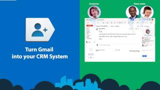 Free: Gmail as a Customer Service System? Yes. CRM reinvented.
