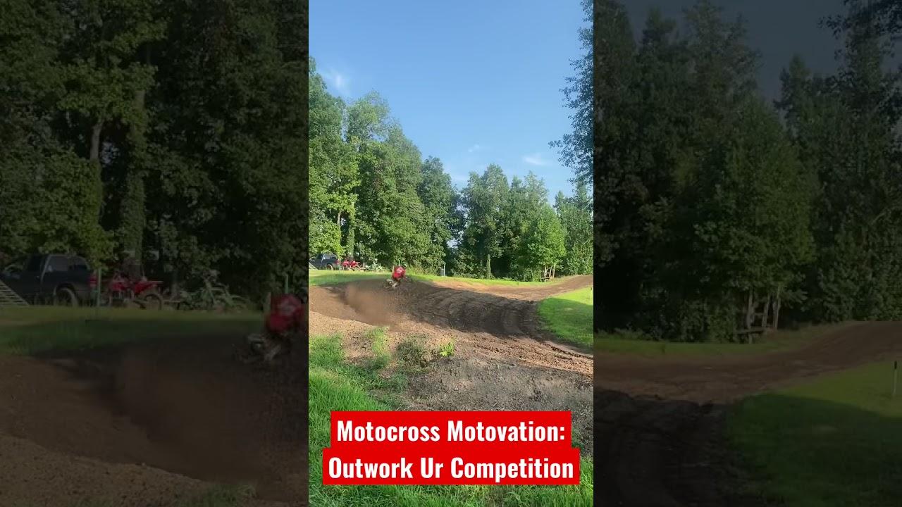 Motocross Motovation