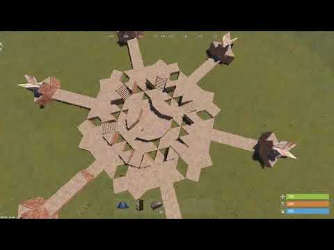 RUST - SNOWFLAKE - 7 TC BASE DESIGN TUTORIAL thumbnail