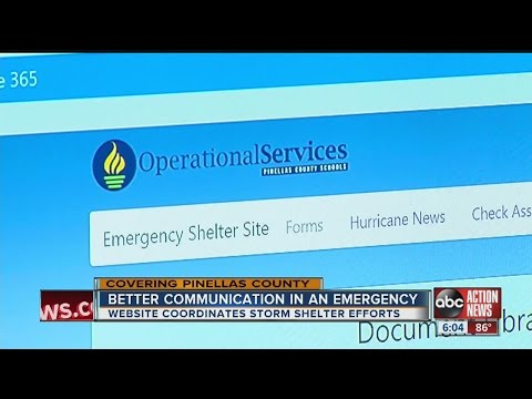 Lakewood H.S. students create web portal to track emergency shelter and communications
