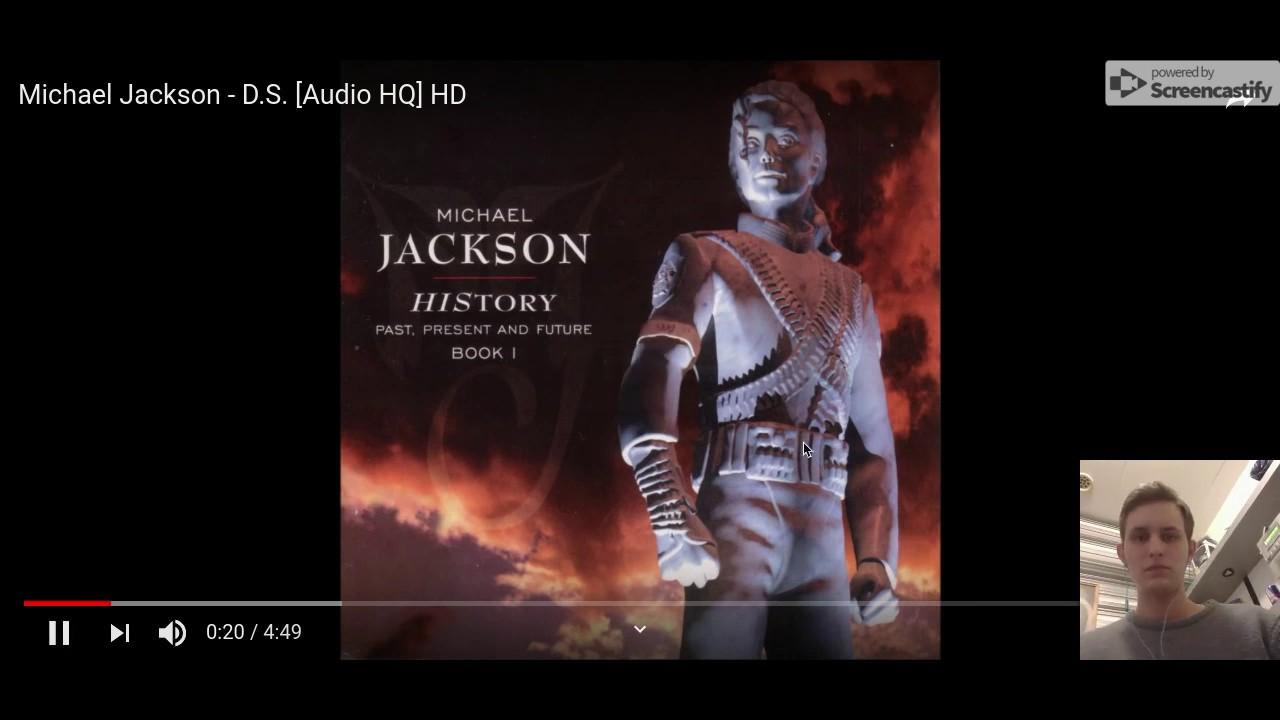 Download Michael Jackson - D.S.  [AUDIO HQ] HD