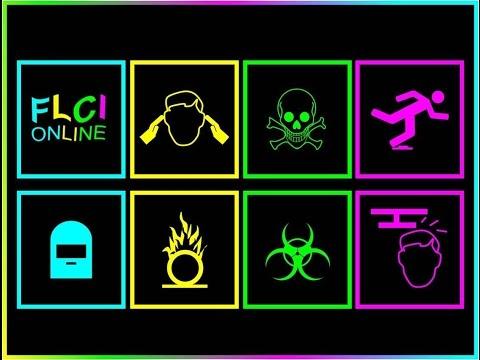 International Safety Signs Quiz | QCM Pictogrammes de Danger Santé Hygiène Sécurité | Signalétique