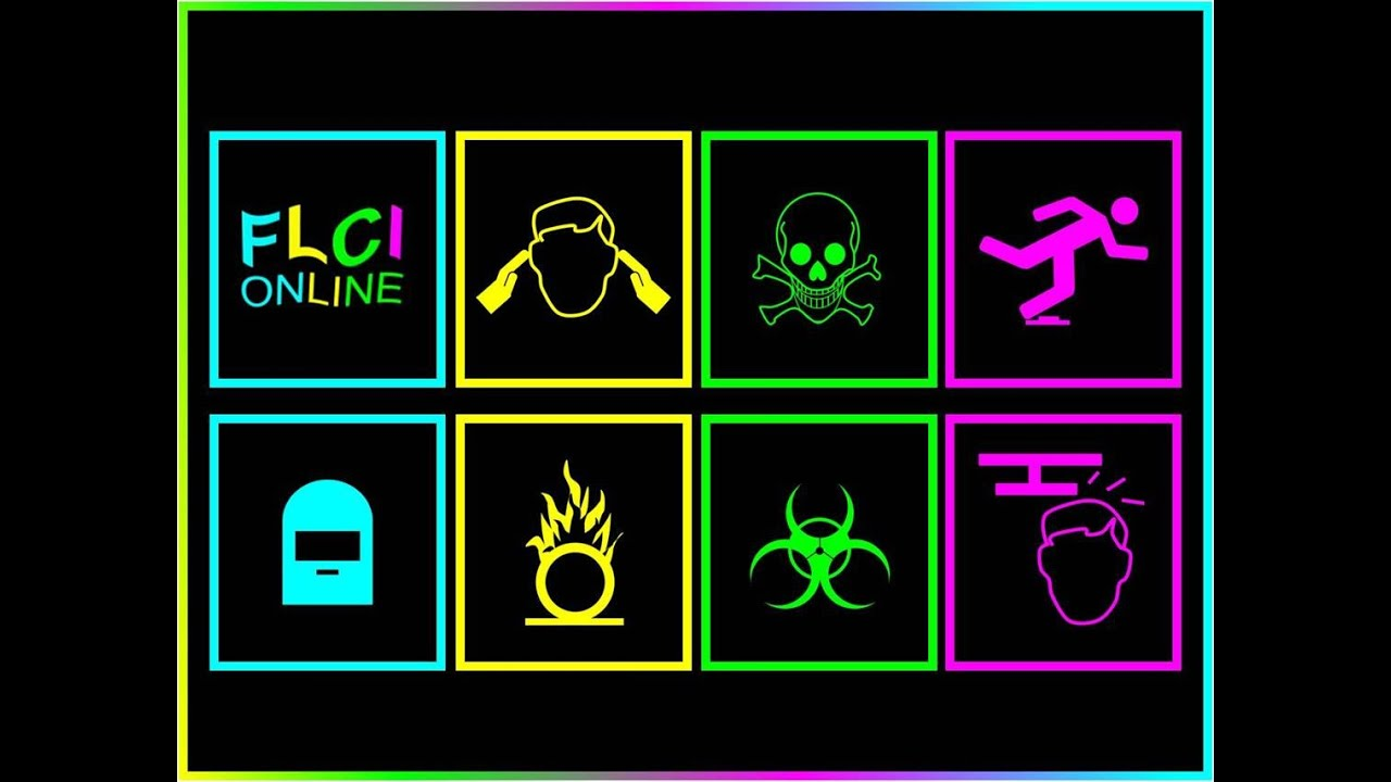 International safety signs quiz qcm pictogrammes de for De signs
