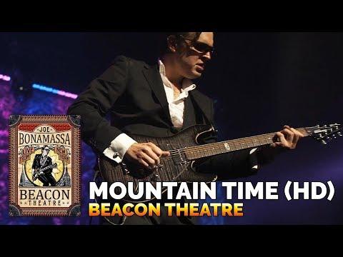 Joe Bonamassa   Mountain Time   at the Beacon Theatre HD