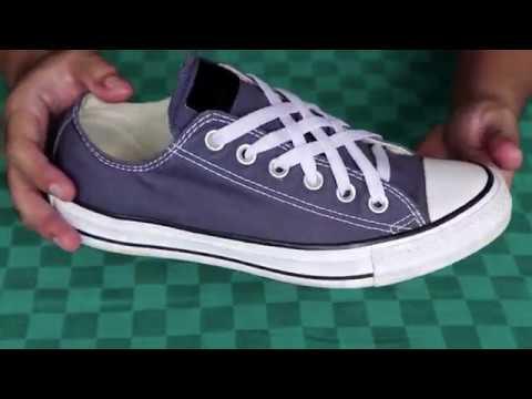 3 Cara Unik Mengikat Tali Sepatu Youtube