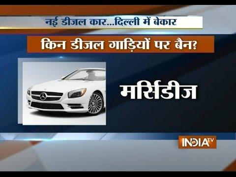 SC Bans Registration of Diesel Cars Over 2000cc in Delhi and NCR