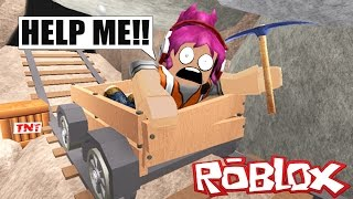 Escape The Scary Mine - France Obby Roblox
