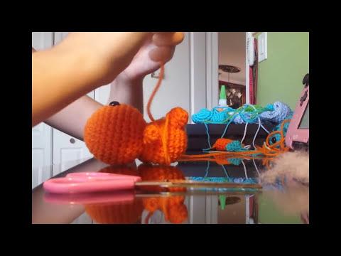 Charmander Pokemon Crochet Amigurumi stuffed toy | Etsy | 360x480