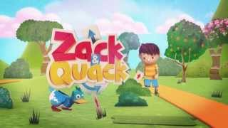 Zack & Quack UK Launch Promo 1