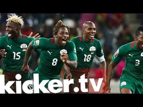 """Hengste"" gegen ""Super Eagles"" im Afrika-Cup-Finale .. . kicker.tv"