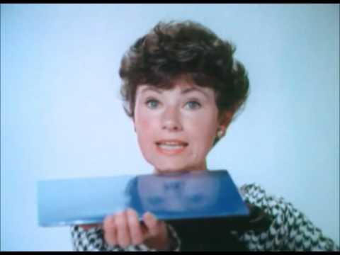 Marion Ross for Mr Clean commercial