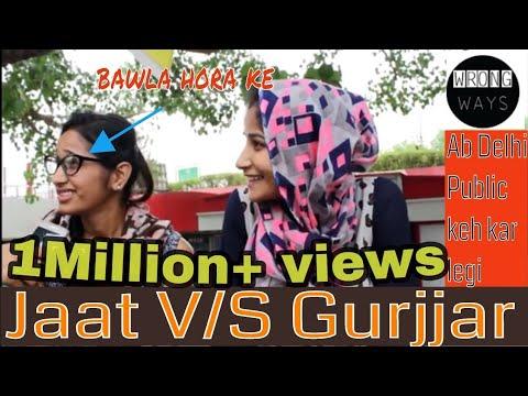 Delhi on JAAT VS GUJJAR