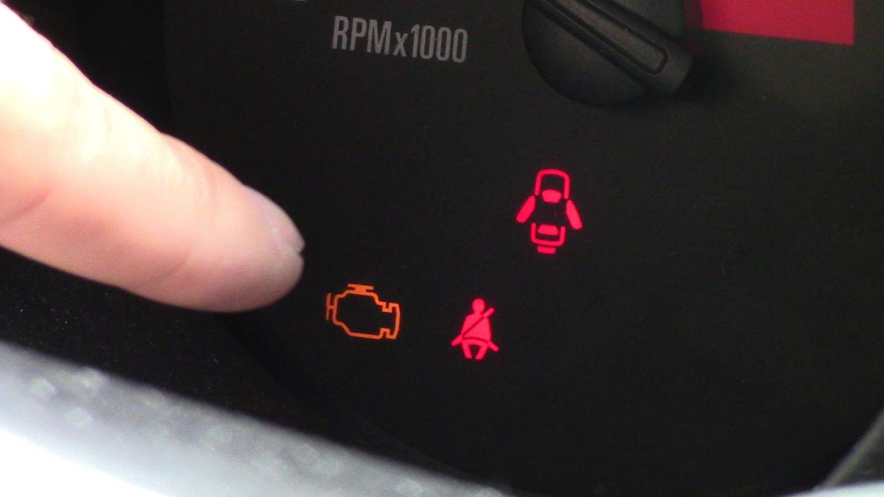 3 free ways to reset check engine light without car obd scanner [ 1280 x 720 Pixel ]