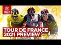 Who Will Win The Tour de France | GCN's 2021 Le Tour Preview Show