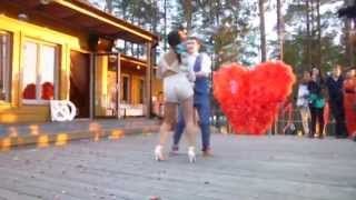 свадебный танец бачата [wedding dance bachata promise]