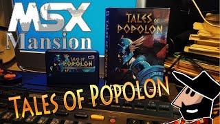MSX Mansion - Homebrews -Tales of Popolon