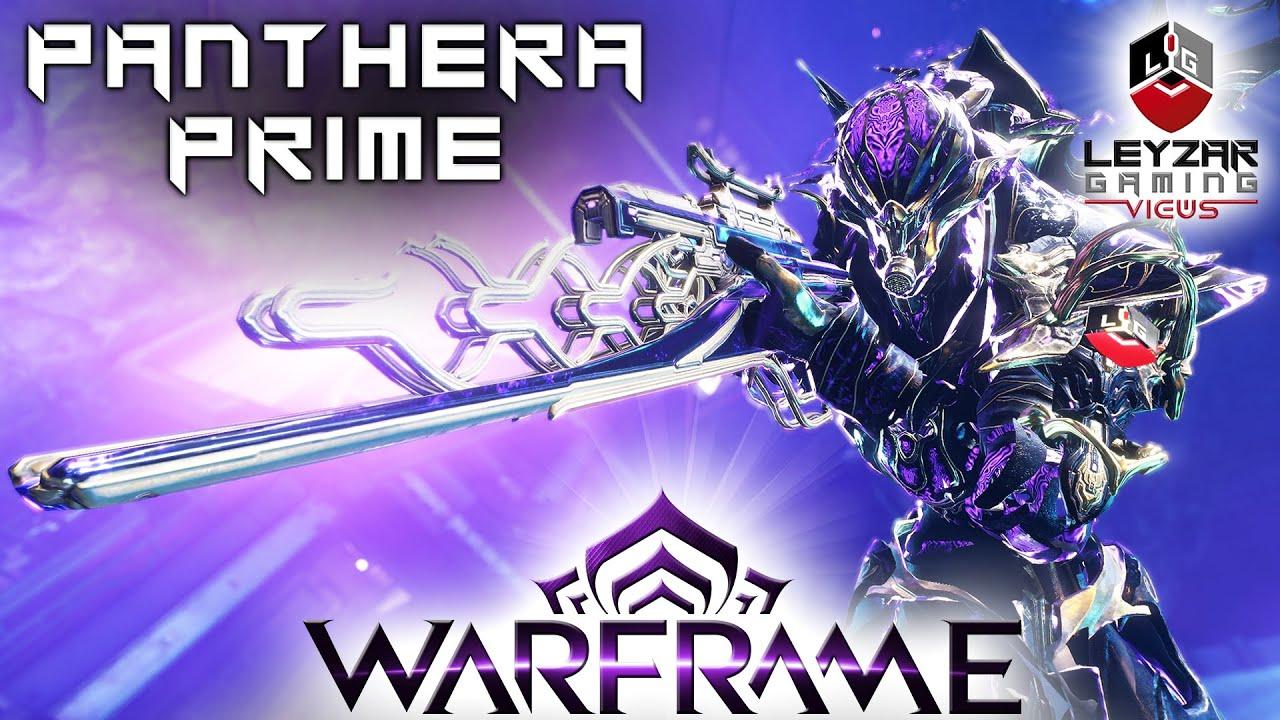 Panthera Prime Build 2020 (Guide) - The Cutting Edge (Warframe Gameplay) thumbnail