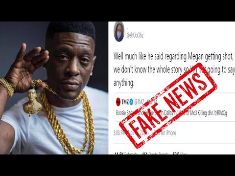 Rapper Boosie Shot In Dallas | Trash Nigerians Give Trash Take On The Incident