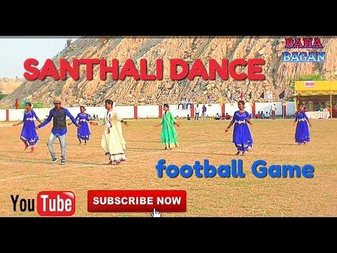 Dil Dil Bachon Dila Ll Santhali Dance HD Video Ll Football Game
