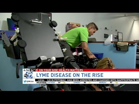 On ABC 7: The Power of Physical Therapy When Treating Lyme Disease