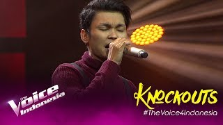 Download Adlani - Salahkah Aku Terlalu Mencintaimu | Knockouts | The Voice Indonesia GTV 2019 Mp3