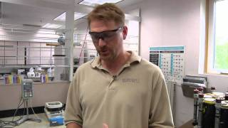 Hirshfield's Paint Manufacturing: The Lab