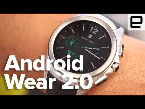 A Look at Android Wear 2.0