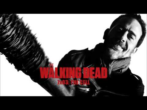 WALKING DEAD DARYL SONG | 703 Easy Street | Collapsable Hearts Club | Negan | Season 7 Episode 3