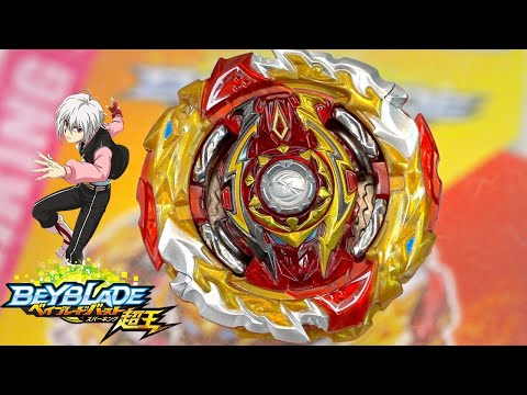 World Spriggan Unite' 2B Booster Unboxing & Test Battles! | Beyblade Burst Sparking/Superking