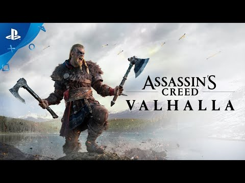 Assassin's Creed Valhalla | Estreia Mundial Do Trailer Cinemático | PS4 + PS5