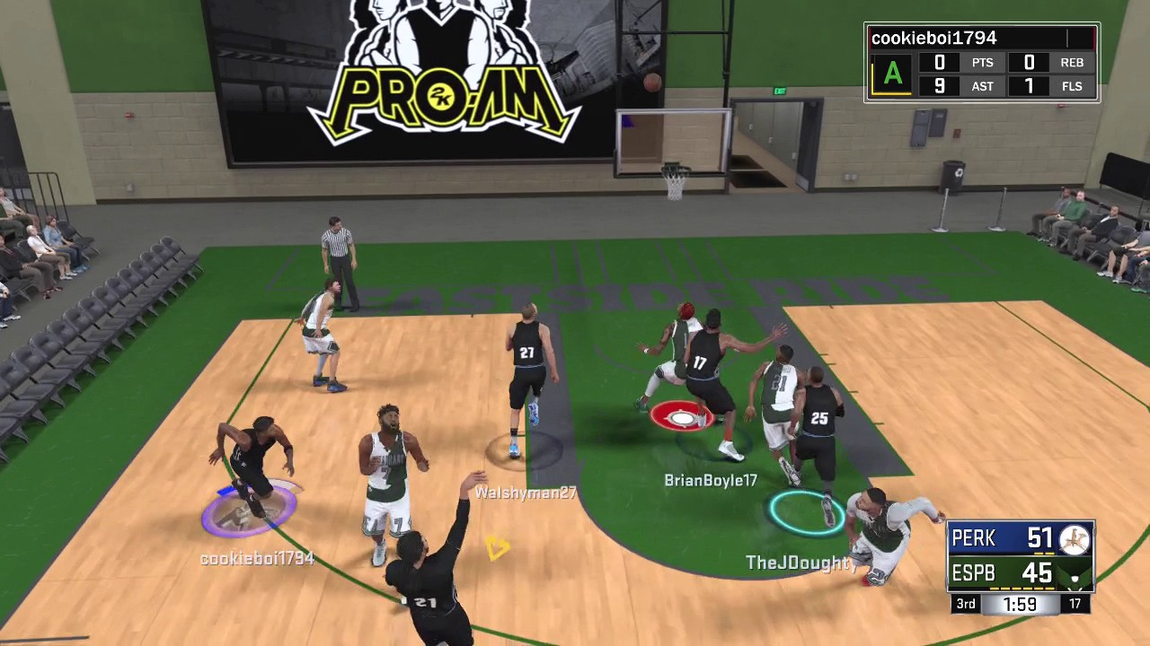 our greatest strength is our greatest weakness nba k pro am our greatest strength is our greatest weakness nba 2k17 pro am gameplay