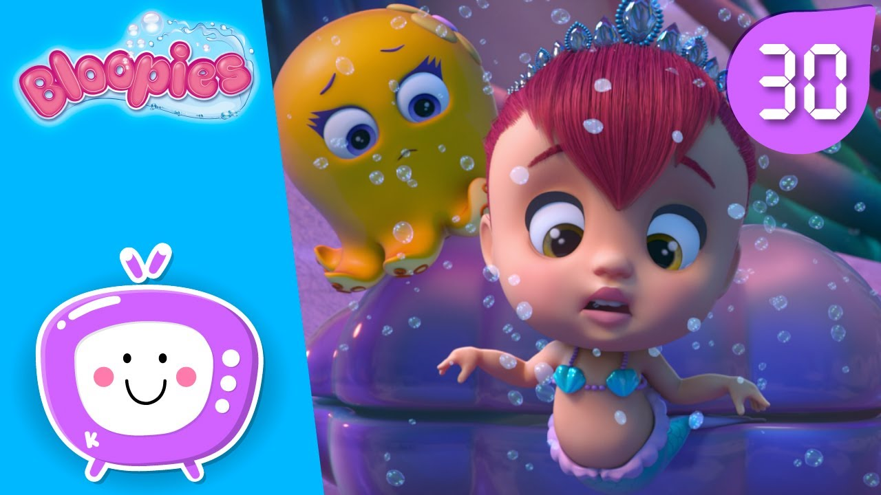 🦑 BLOOPIES 🧜♂️💦 SHELLIES 🧜♀️💎 FULL Episodes 🎁 CARTOONS for KIDS in English