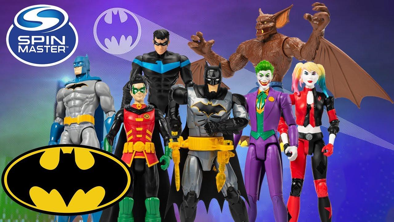 Spin Master Batman Toys 2020