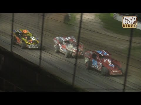 358 Modifieds - 7/8/2017 - Grandview Speedway