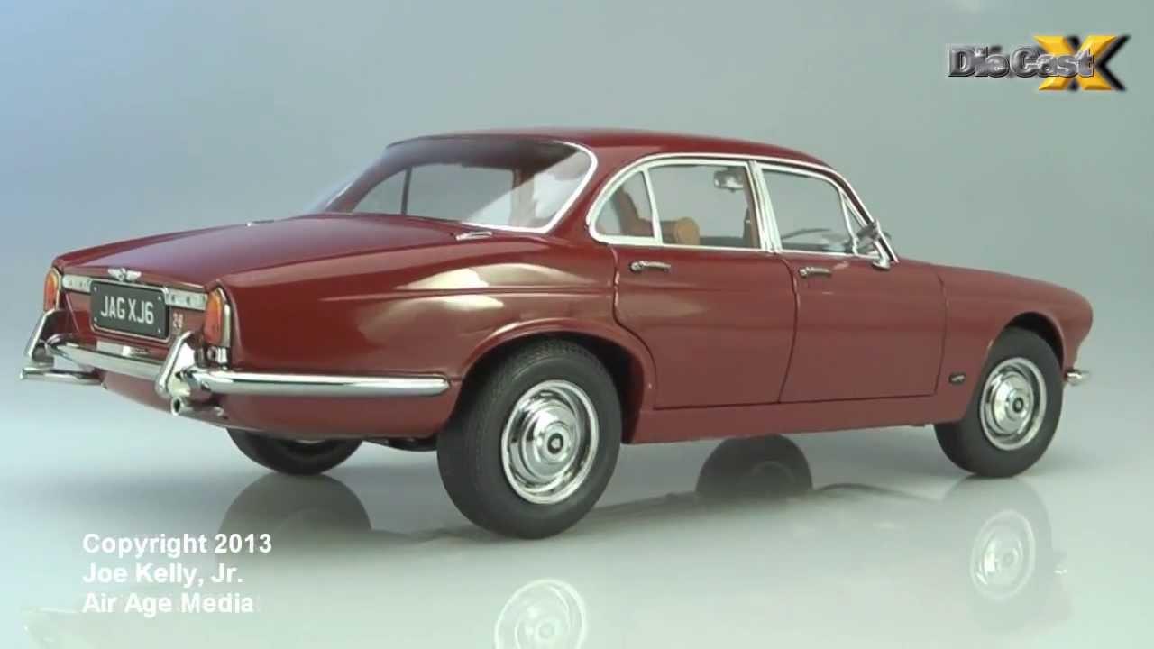 Paragon 1 18 1971 Jaguar Xj6 Youtube