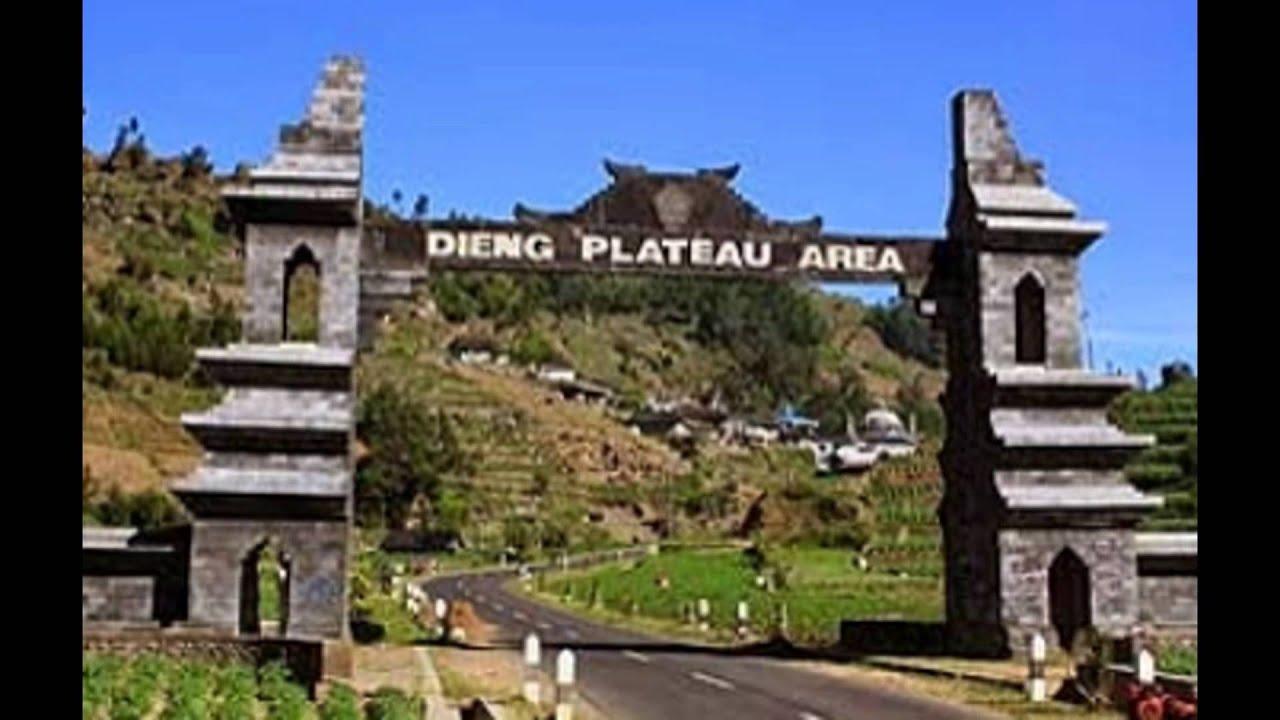 Pegunungan Dieng - Jawa Tengah   Tempat Wisata di ...