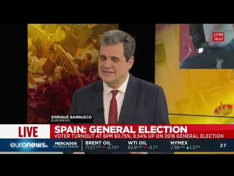 Elecciones generales en España 2019 | Programa especial euronews (parte1)