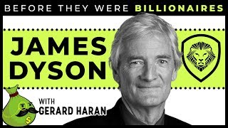 James Dyson - Before They Were Billionaires