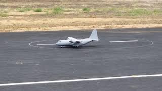 23 June 2019 C-130 Maiden
