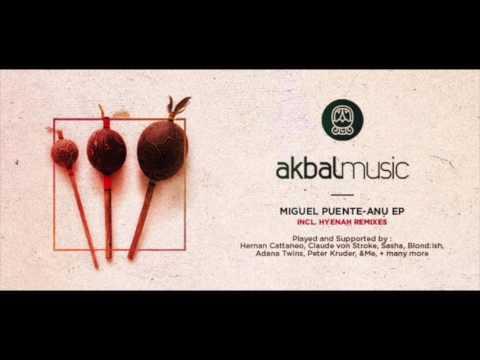 Miguel Puente - Enki (Hyenah's African Techno Dub) [Akbal Music]