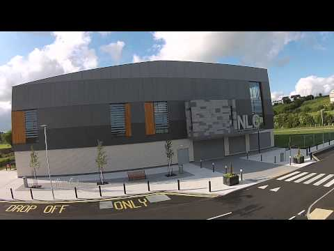 Fly Over: Newry Leisure Centre