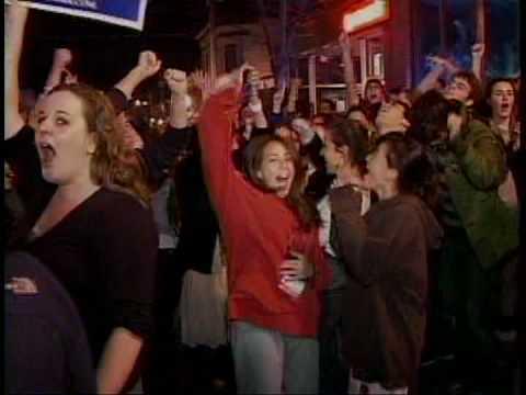 Saratoga Obama Celebration