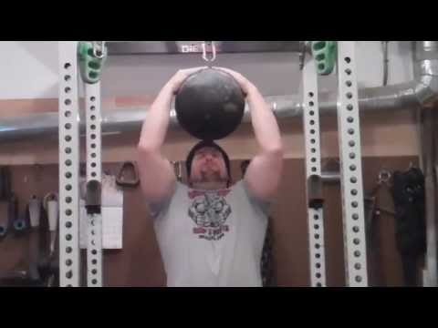 Hardest Pull-ups Ever?  Orb / Globe Pull-ups for Functional Grip Strength