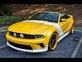 inside West Coast Customs - Darrell's Mustang ( HD )