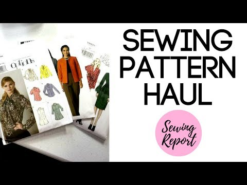 Classic Sewing Patterns | Lace Shorts for Men? | Hand Embroidery | LIVE SHOW | SEWING REPORT