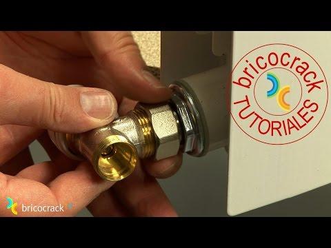 Instalar un radiador de calefacción (Bricocrack)