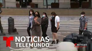 Arrestan A Una Mujer Presuntamente Implicada En El Caso De Vanessa Guillén | Noticias Telemundo