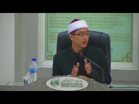 USTAZ UMAR ABDUL AZIZ - IBADAH KISAH NABI YUSUF (KS 5/8/2017) thumbnail