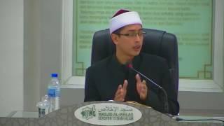 Ustaz Umar Abdul Aziz - Ibadah Kisah Nabi Yusuf  Ks 5/8/2017